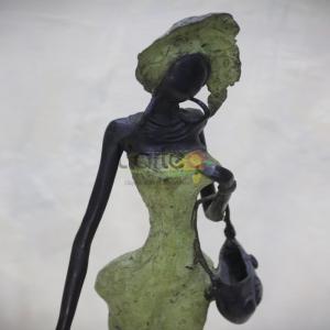 Statue en Bois - Signare