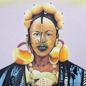 Art-Dakar-femme-peul-maniang