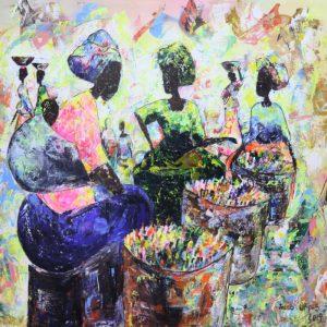 Art-Dakar-femmes-jacob_okpus