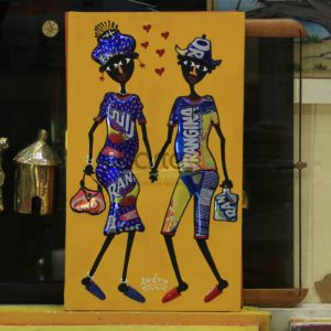 Art Dakar recyclage