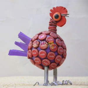 Art-Dakar-recyclable-poulet