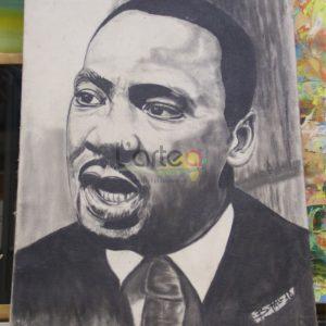 Art-Dakar-tableau MLK