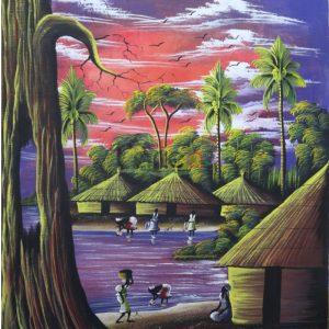 Art-Dakar-village-art