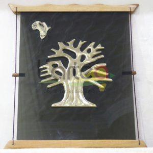 Baobab en bronze